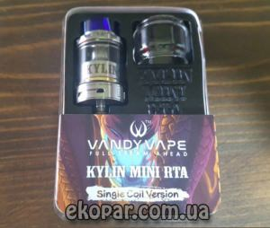 Клиромайзер Kylin Mini RTA